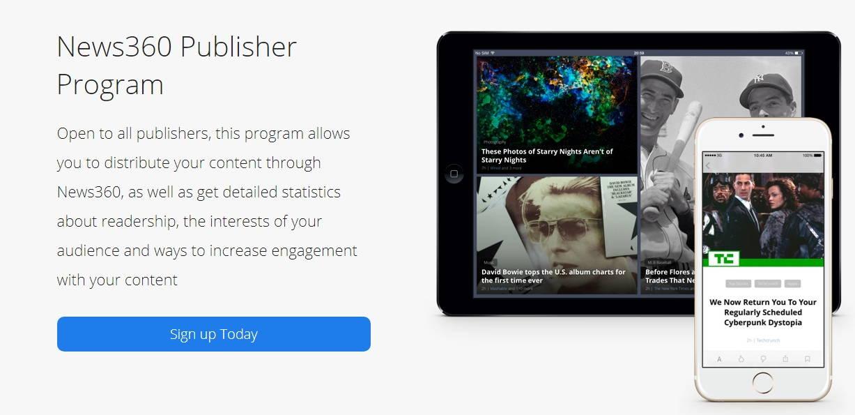 News360 publisher