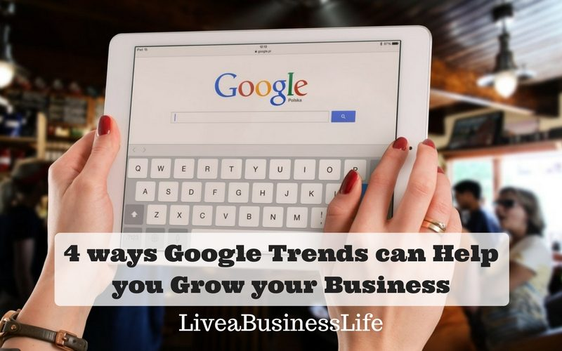 4 ways Google Trends can help you grow your business