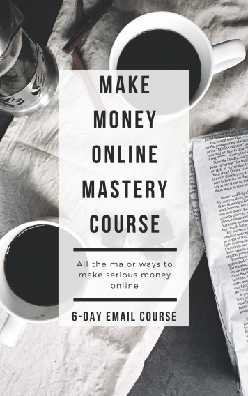Make Money Online Mastery Course
